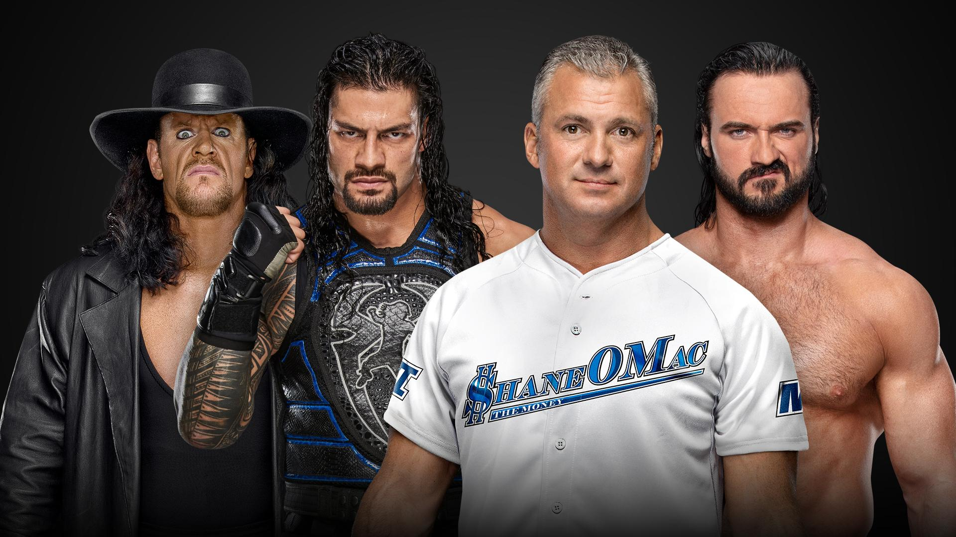 WWE Superstar rencontres quiz